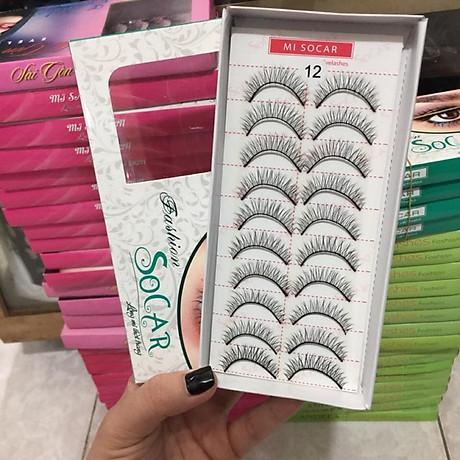 Lông mi giả Socar Eyelashes Fashion 3