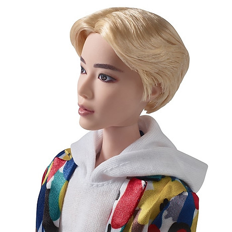 Búp Bê Thần Tượng BTS - Jin - Barbie GKC88 GKC86 3