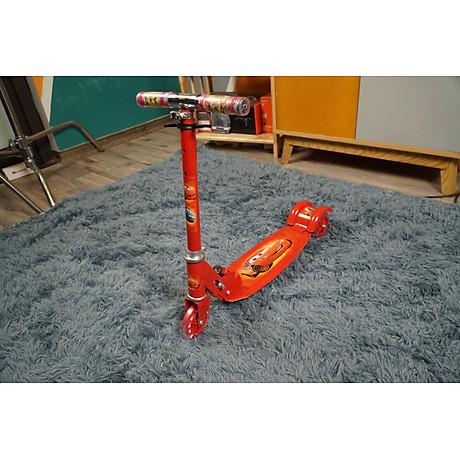 Xe trượt scooter ba bánh phát sáng nhiều màu, gấp gọn ,dễ dàng mang theo cho bé vận động 2
