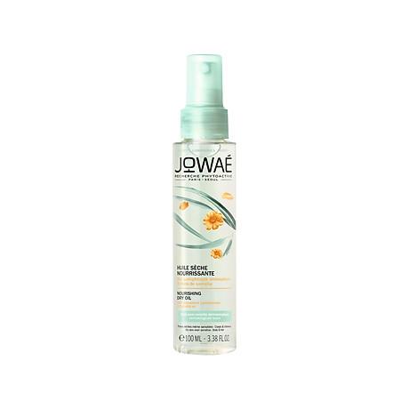Dầu khô nuôi dưỡng da và tóc Jowae Hàng chính hãng từ Pháp Nourishing Dry Oil 100ml 1