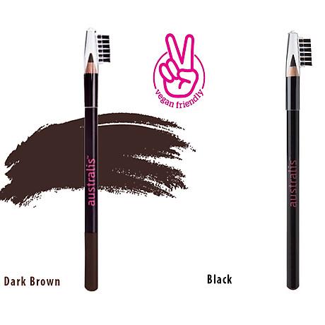 Chì Kẻ Lông Mày Eyebrow Pencil Australis Úc 4