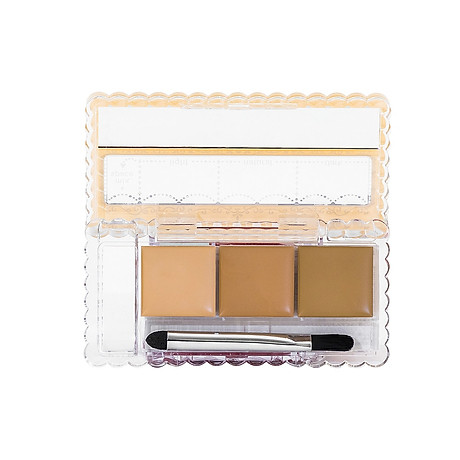 Kem Nền Che Khuyết Điểm Canmake Color Mixing Concealer 3