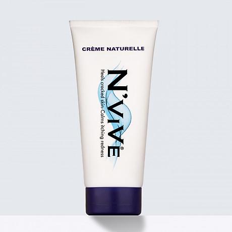 Kem dưỡng ẩm toàn thân dành cho da khô, viêm da cơ địa, chàm da, vảy nến, N Vive Creme Naturelle USA 180ml 1