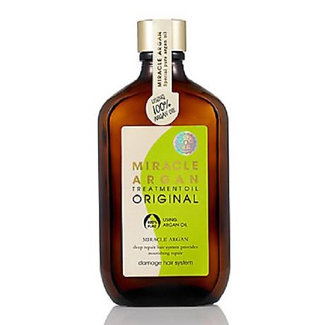 Tinh dầu Argan phục hồi tóc hư nhanh hiệu quả Merit Miracle Argan Oil Original 100ml 1