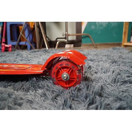 Xe trượt scooter ba bánh phát sáng nhiều màu, gấp gọn ,dễ dàng mang theo cho bé vận động 4