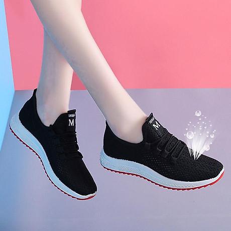 Giày vải nữ thoáng khí kiểu dáng thời trang cho nữ - SB97 2