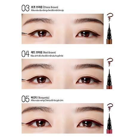Kẻ mắt nước Bbia Last Pen Eyeliner 0.6g (5 màu) 4