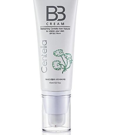 Kem lót nền trang điểm dưỡng da BB cream chiết xuất thảo dược Beauskin Hàn quốc (45ml) 2