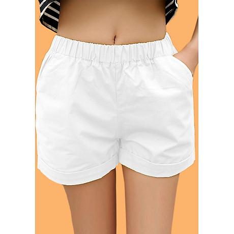 Quần shorts nữ chất liệu cao cấp thoáng mát 166 4