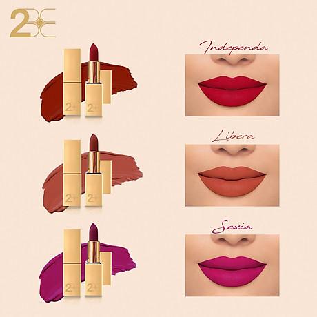 Son Lì 2BE Matte Lipstick 4