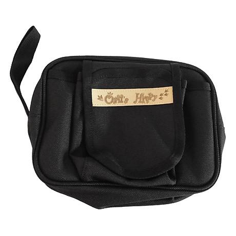 Túi Đựng Kèm Theo Địu Em Bé Hàn Quốc SINBII DL-BLACK (Đen) 1