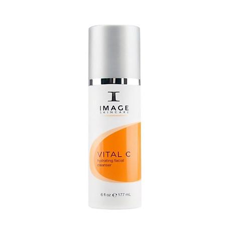 Sữa rửa mặt dưỡng ẩm phục hồi da Image Skincare Vital C Hydrating Facial Cleanser 1