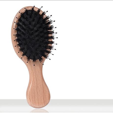 Combo lược chải tóc massage da đầu chống tĩnh điện kèm dụng cụ lấy tóc rụng XM28 2