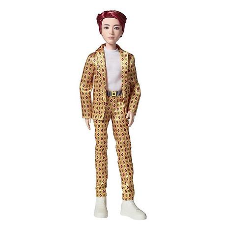 Búp Bê Thần Tượng BTS - Jungkook - Barbie GKC87 GKC86 1