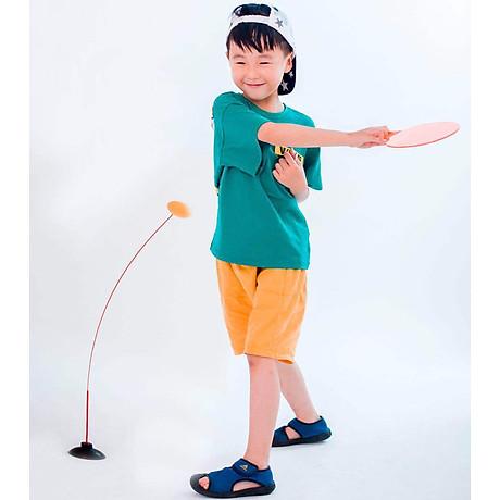 Bóng bàn tập phản xạ loại tốt dành cho trẻ, giúp trẻ năng động Khỏe mạnh (Loại I) 2