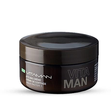 Kem Tạo Kiểu Tóc Vitaman Styling Crème 100g 1