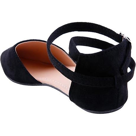 Giày Bệt Nữ Quai Chéo Q895 3