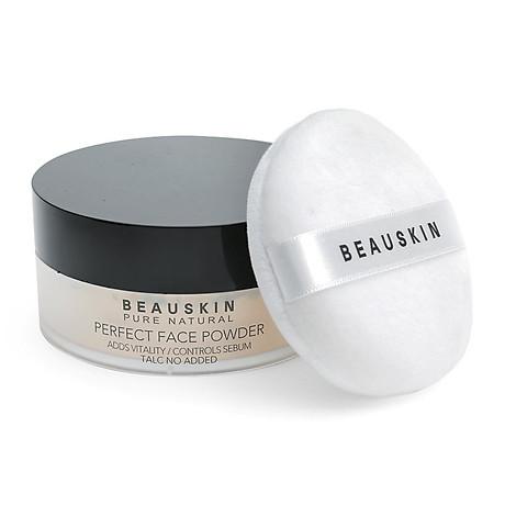 Phấn Bột Kiềm Dầu Và Cân bằng ẩm Beauskin Perfect Face Powder (30g) - 21 - Hàn Quốc Chính Hãng 1