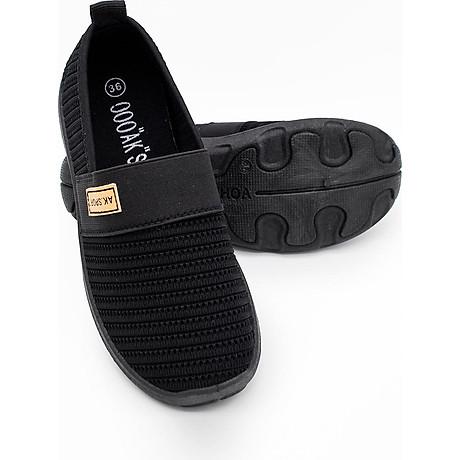 Giày Thể Thao Nữ Anh Khoa CH993-1 Chất liệu sợi dệt nhập khẩu hàng xuất Nga siêu bền 4