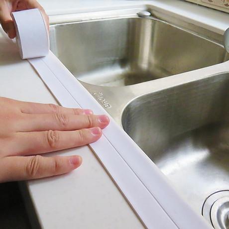 Băng keo chống thấm KINBATA Nhật Bản-Băng Keo Dán Chống Thấm Nước Trong Bếp, Nhà Vệ Sinh 1