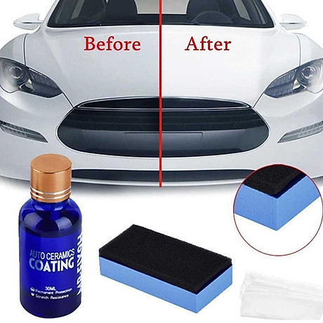 Dung dịch phủ ceramic chống trầy xước bảo vệ xe MR FIX 9H Auto Ceramics Coatings 7