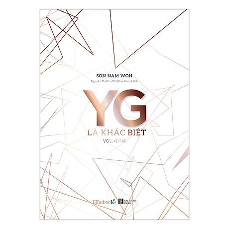 YG Là Khác Biệt 1