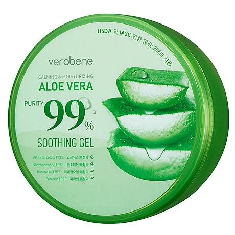 Verobene Aloe Soothing Gel 1