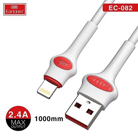 Cáp Sạc Earldom 1M cho các dòng điện thoại EC-082 - HÀNG CHÍNH HÃNG 100% (giao màu ngẫu nhiên) 2