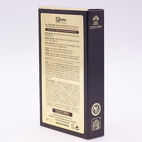 Phấn phủ ngũ cốc mỏng mịn Benew Cereal Two-way Cake Hàn Quốc 11g 13 tone sáng Tặng móc khoá 5