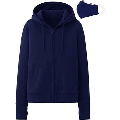 Áo chống nắng cotton mát mịn + khẩu trang (Màu Ngẫu Nhiên) 5