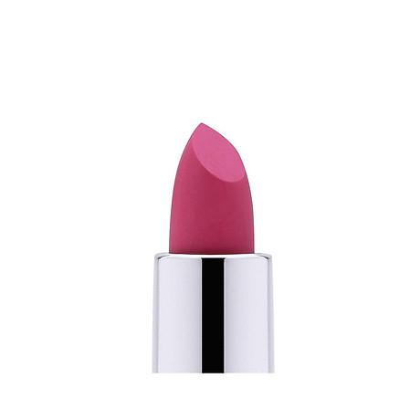 Son môi màu đẹp tự nhiên mềm môi bền màu vững sắc không chì Beauskin Crystal Lipstick, Hàn Quốc 3.5g - 23 (Hồng San Hô) 1