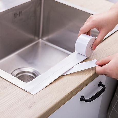 Băng keo chống thấm KINBATA Nhật Bản-Băng Keo Dán Chống Thấm Nước Trong Bếp, Nhà Vệ Sinh 4
