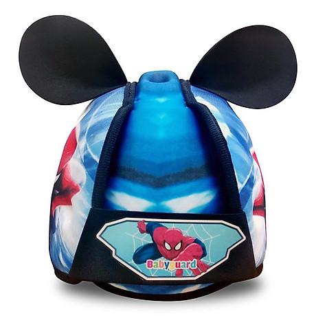 Mũ bảo vệ đầu cho bé BabyGuard (Người nhện) 1