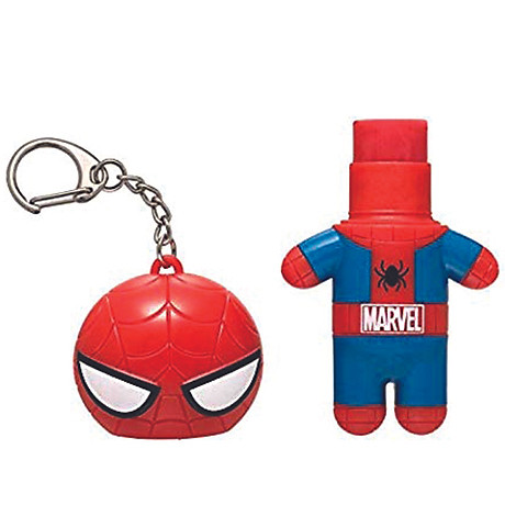 Son Siêu anh hùng Marvel Người nhện Spider man - Marvel Super Hero Spider-Man Lip Balm 3
