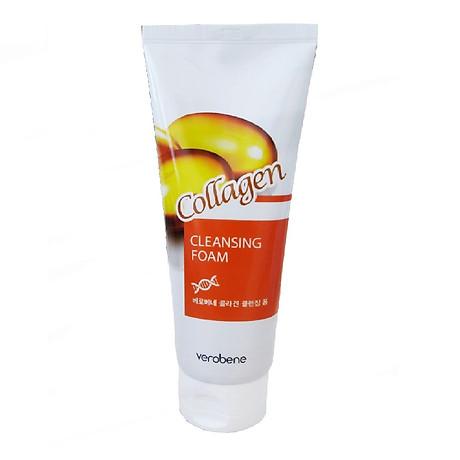 Sữa Rửa Mặt Collagen Verobene Collagen Cleansing Foam 150ml 1