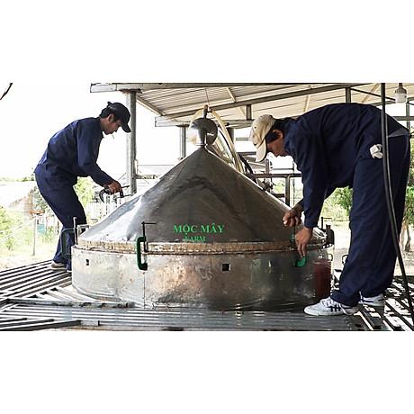 Tinh dầu Hương Nhu 50ml Mộc Mây - tinh dầu thiên nhiên nguyên chất 100% - chất lượng và mùi hương vượt trội - chuyên gia chăm sóc tóc hư tổn 8