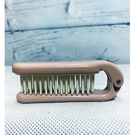 Lược chải tóc gấp gọn loại tốt GD0028 3
