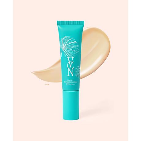 KEM NỀN CHE KHUYẾT ĐIỂM SIÊU MỊN - VCN - Silky Fit BB Powder Cream SPF 50+,PA+++ - 20g - Light Beige 2