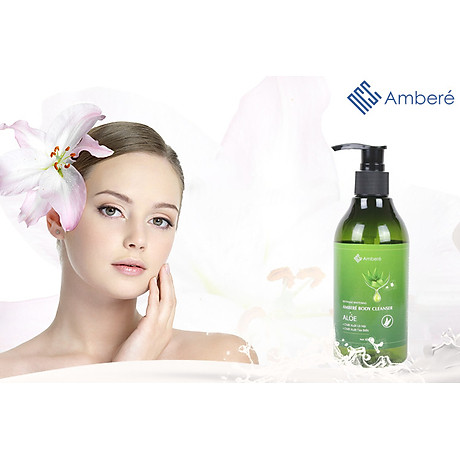 Sữa Tắm Amberé Body Cleanser 7