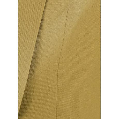 De Leah - Bộ Vest Tay Xếp Nếp - Vàng xanh 5
