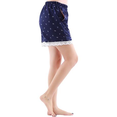 Combo 4 quần short nữ hoạ tiết thổ cẩm Phúc An 3014 3