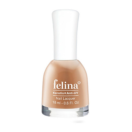 Sơn móng tay Felina 18ml CS215 - Cam Nude 1