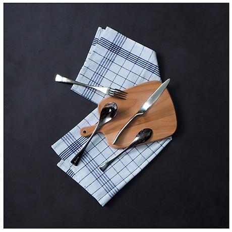 [Gift] Bộ dao muỗng nĩa INOX cao cấp 4 món DCS-02 1