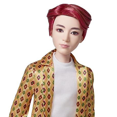 Búp Bê Thần Tượng BTS - Jungkook - Barbie GKC87 GKC86 4