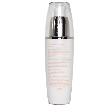 Nước Tẩy Trang Không Dầu Hoalys CL12 - Chuyên dùng tẩy trang và vệ sinh mắt 2