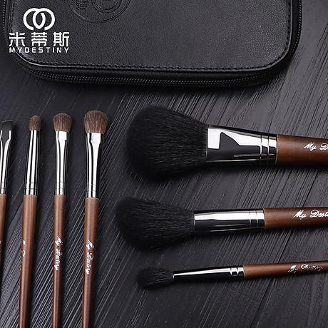 Bộ 7 Cọ kèm túi đựng Mydestiny Brush Set 4