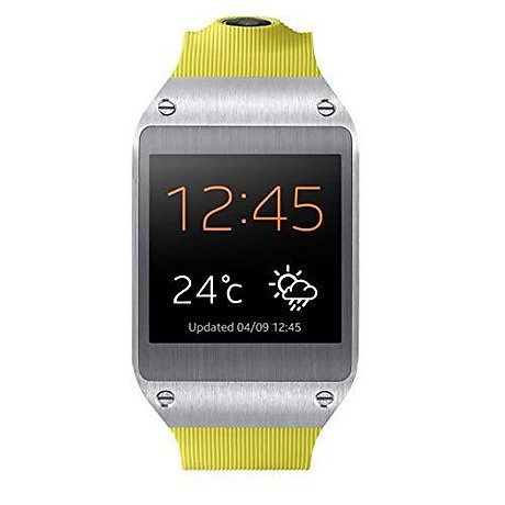 Samsung Galaxy Gear Smartwatch- Retail Packaging - Lime Green (Discontinued by Manufacturer) 8