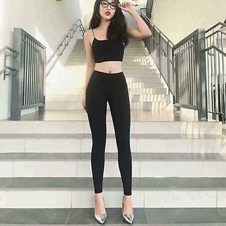 Quần Legging Nữ AS Cao Cấp 1