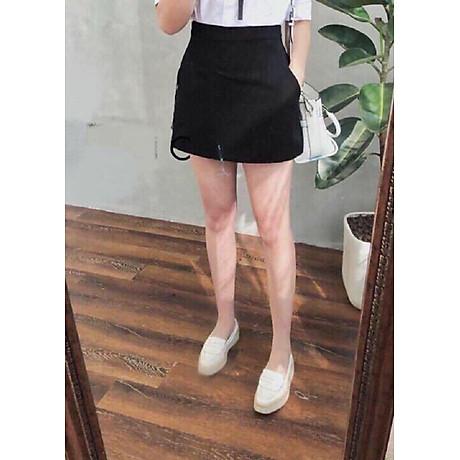 Chân váy (giả quần) vải dày dặn 1