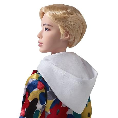 Búp Bê Thần Tượng BTS - Jin - Barbie GKC88 GKC86 4